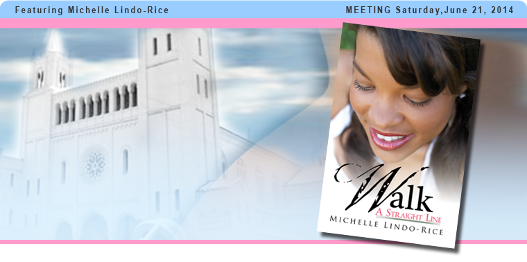 booklover feature Walk A Straight Line by Michelle Lindo-Rice