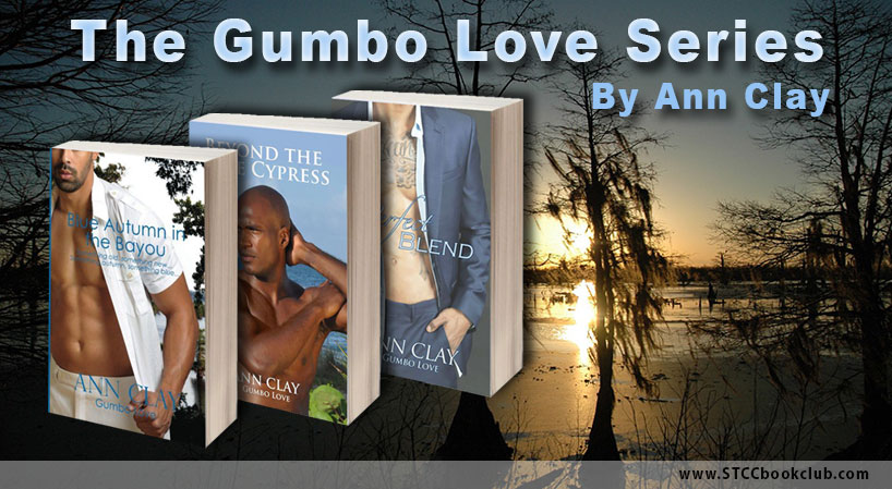 September 2016:  The Gumbo Love Series by Ann Clay